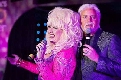Dolly Parton & Kenny Rogers Tribute